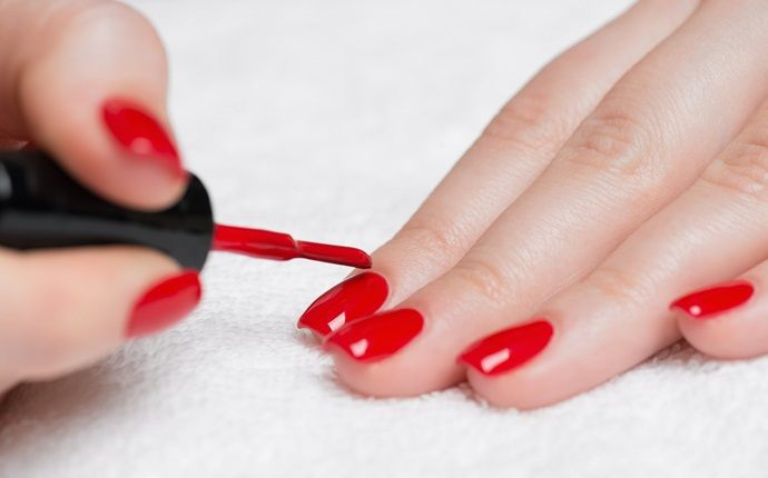 avoid harsh nail products