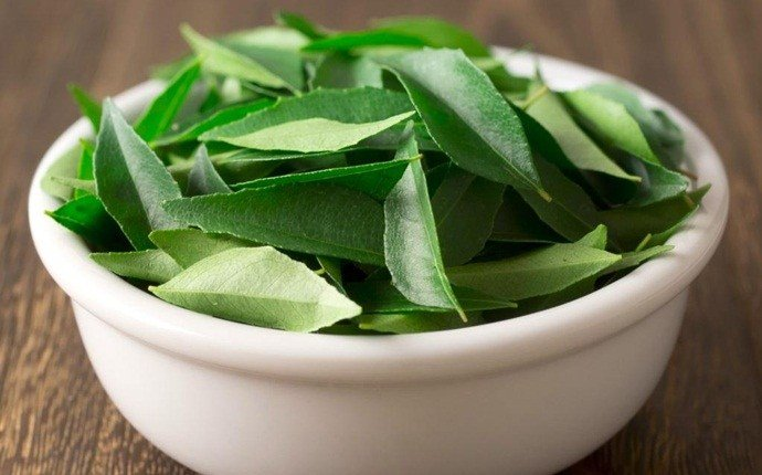 how to whiten yellow teeth - baking soda, basil, and neem leaves