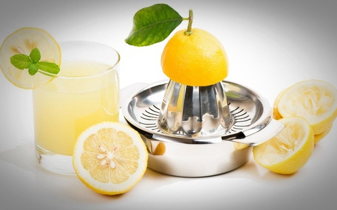 baking soda for acne scars - baking soda, olive oil, and lemon juice