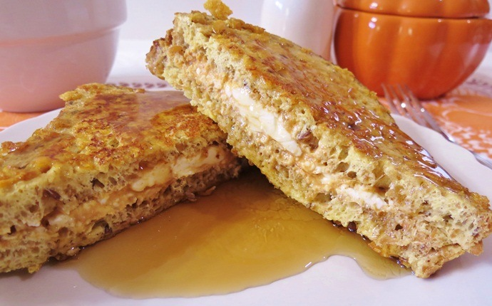 easy brunch ideas - crunchy french toast