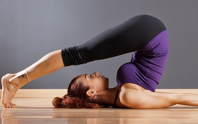 yoga asanas for weight loss - halasana