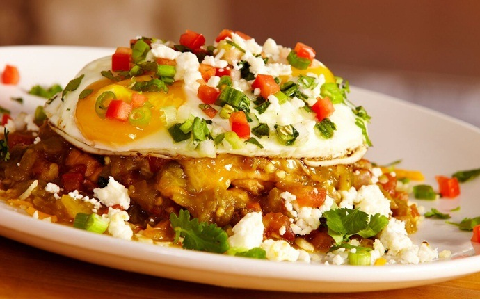 easy brunch ideas - hangover hash