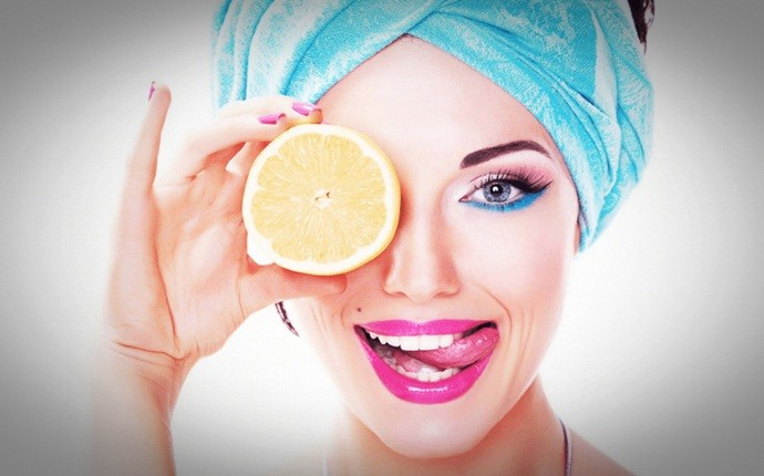 how to use lemon for acne - lemon peel for acne