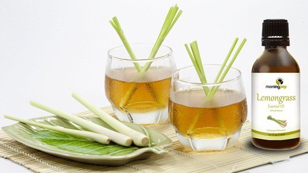 how to treat sprained ankle - lemongrass oil and olive oil