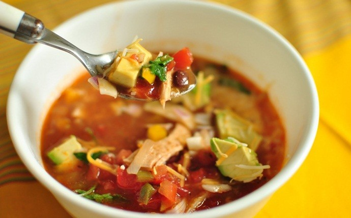 low calorie diet for weight loss - low calorie chicken soup