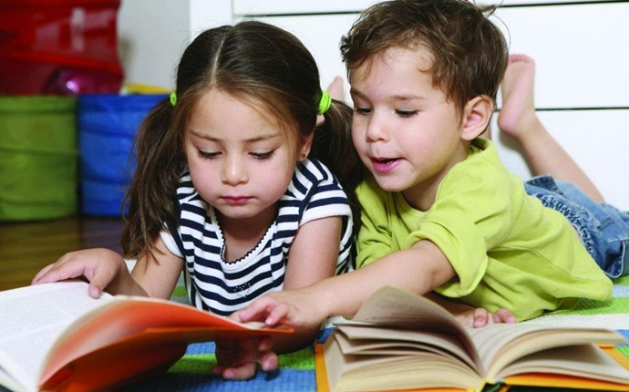 how to prevent myopia in children - reading and writing in a right distance