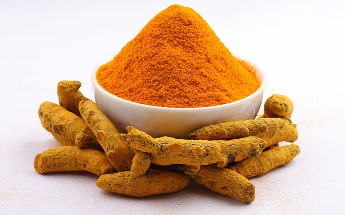 how to remove eczema - turmeric