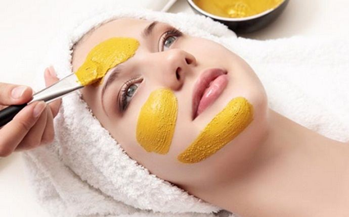 how to use turmeric for acne - turmeric paste for acne
