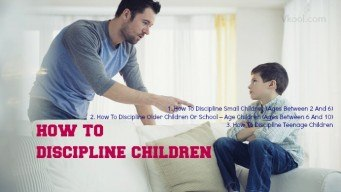 How to discipline children