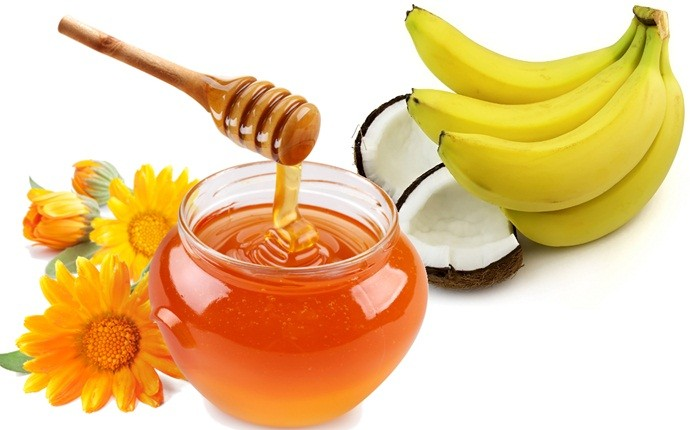 face pack for sensitive skin - banana face pack for sensitive skin