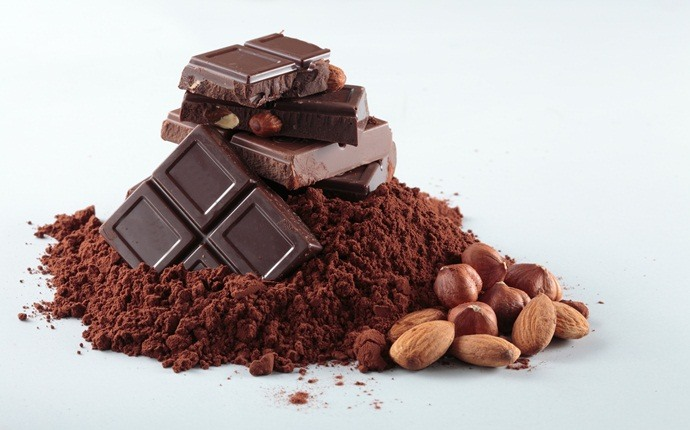 foods that cause anxiety - chocolate