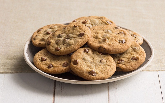 foods that cause anxiety - cookies