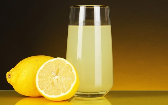 how to break a fever - cream of tartar, lemon juice, honey, and water