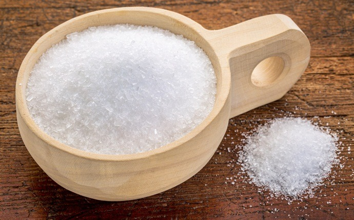 home remedies for sebaceous cyst - epsom salt