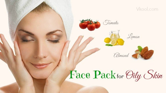face pack for oily skin