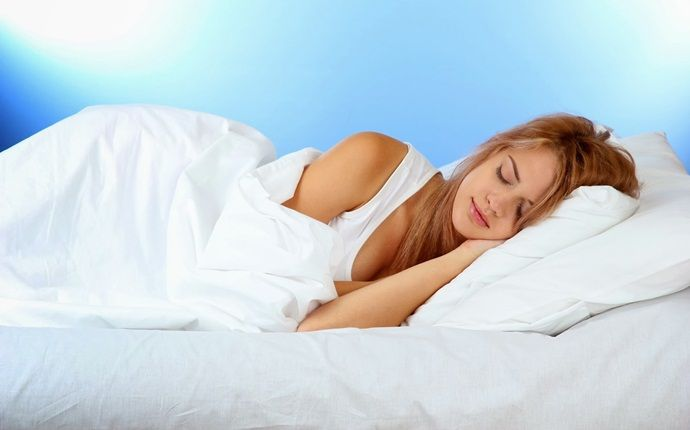 benefits of protein - improve your sleep