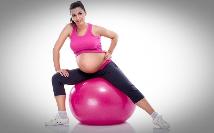 abdominal exercises during pregnancy - kegels