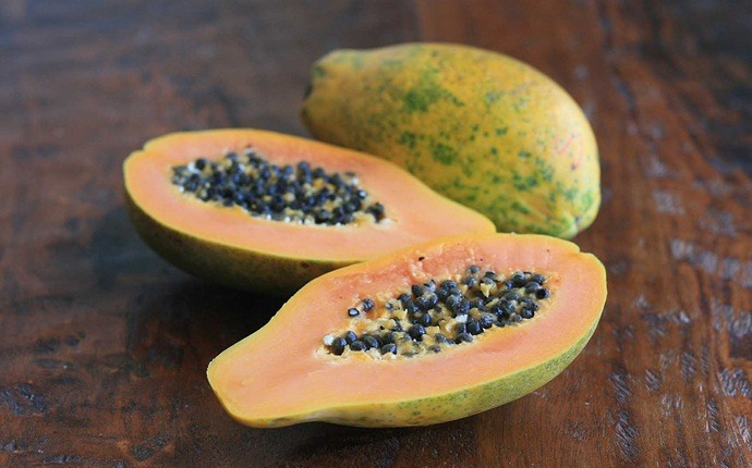 how to rejuvenate skin - papaya, honey, lemon juice, and milk