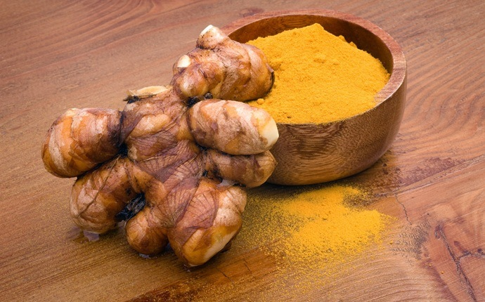 home remedies for sebaceous cyst - turmeric