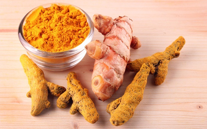 how to break a fever - turmeric, black pepper, honey, and milk