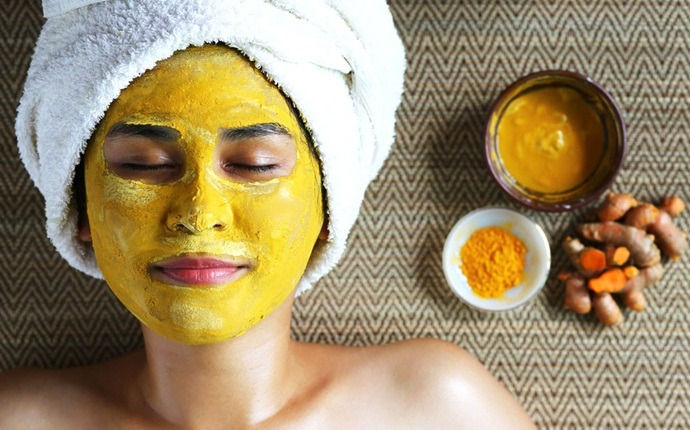 face pack for sensitive skin - turmeric face pack for sensitive skin