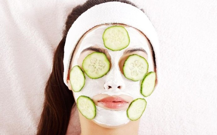 face pack for sensitive skin - yogurt purifying face pack for sensitive skin