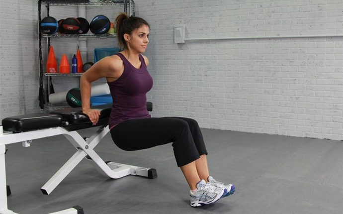 total body workouts - dips – triceps