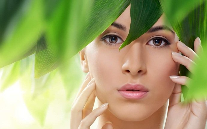 benefits of spinach - improves complexion