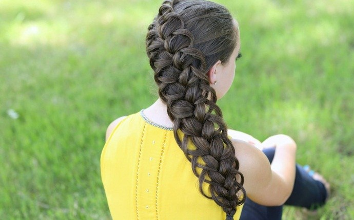 hairstyles for teenage girls - prima donna