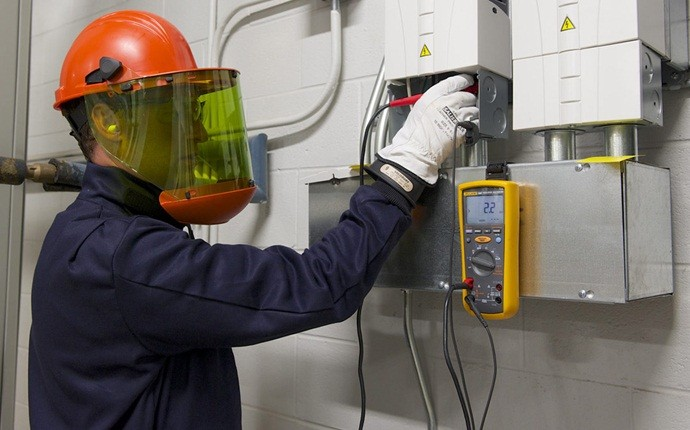 electrical safety tips - use electrical protective equipment