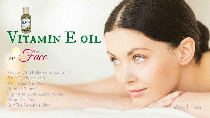 vitamin e oil for face - vitamin e oil for face