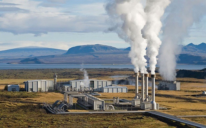 renewable energy resources - geothermal power