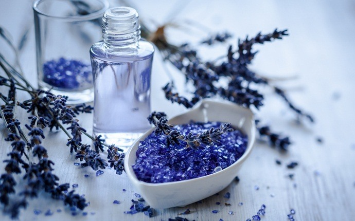 chicken pox scars treatment - lavender oil