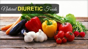 natural diuretic foods