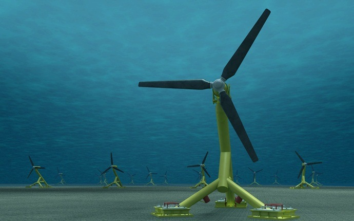 renewable energy resources - tidal power