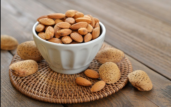 most nutrient dense foods - almonds