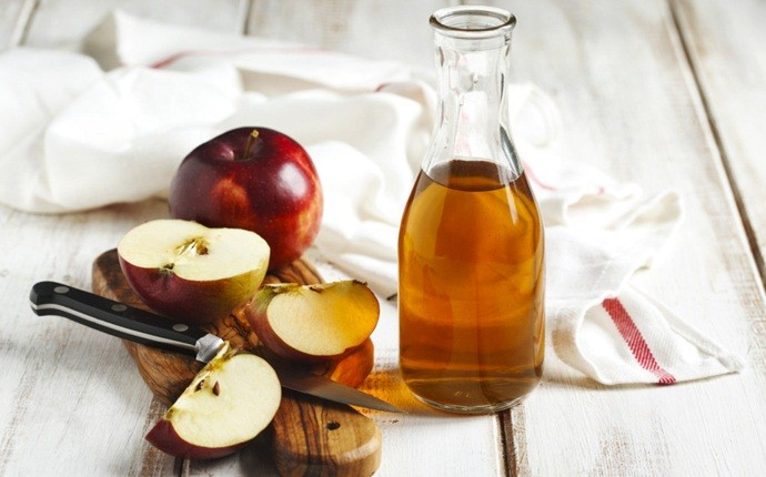 apple cider vinegar for nail fungus - apple cider vinegar and water