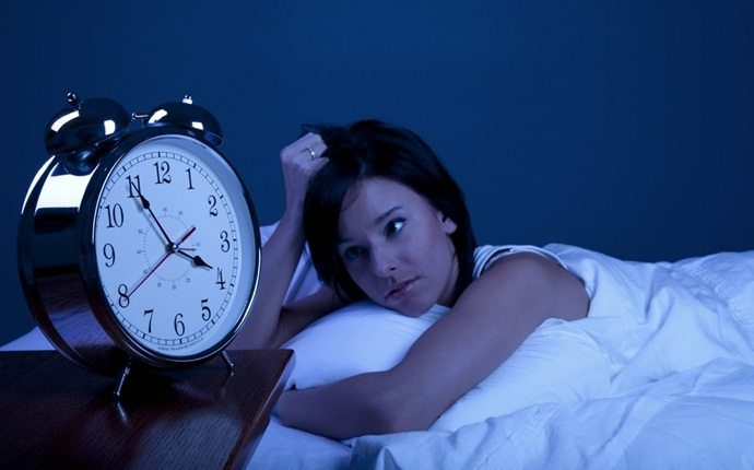 symptoms of calcium deficiency - constant sleep problems