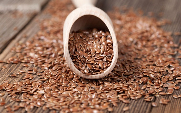 most nutrient dense foods - flaxseed