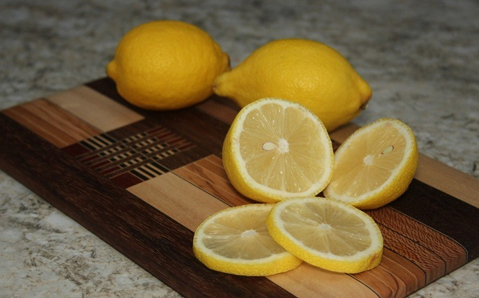 most nutrient dense foods - lemons