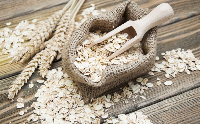 most nutrient dense foods - oats