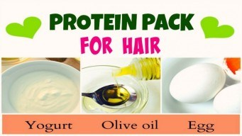 protein pack for hair