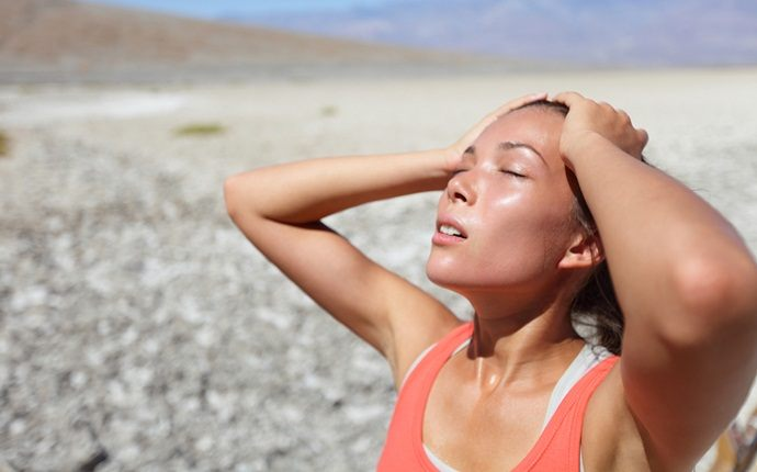 how to prevent heat stroke - quick tips on how to prevent heat stroke at home naturally