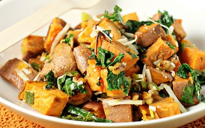 sweet potato recipes - sweet-potato salad