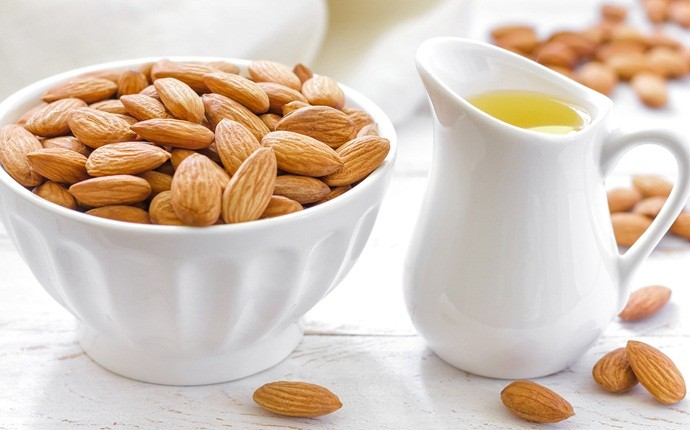 protein pack for hair - yogurt and almond oil