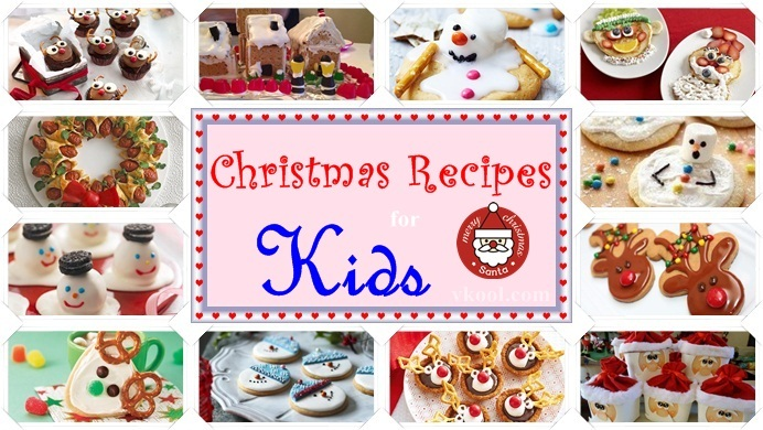 20 Healthy Christmas recipes for kids