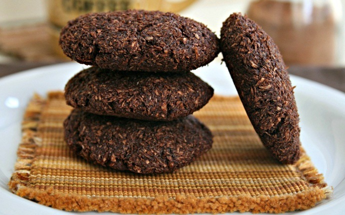low calorie cookies - coconut cookie