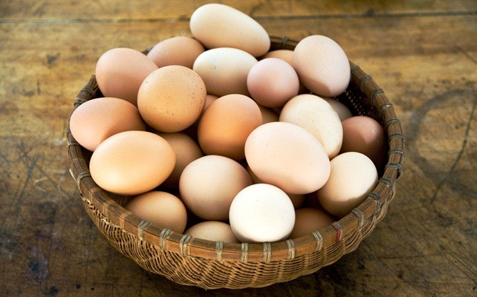 home remedies to get straight hair - eggs