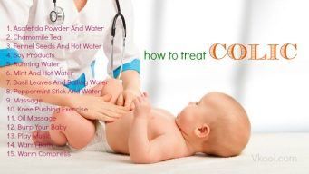how to treat colic