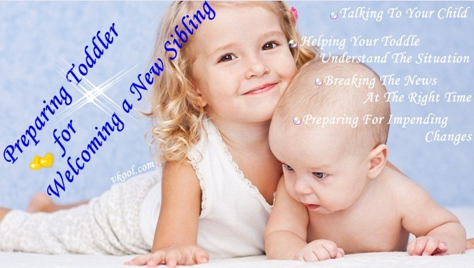 Top Tips on Preparing Your Toddler for Welcoming a New Sibling